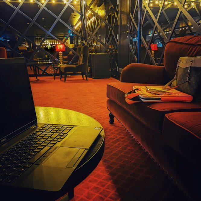 Malin testar: Coworking på Scandic Grand Central