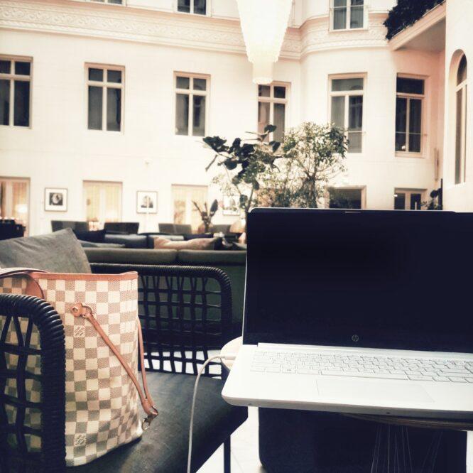 Malin testar: Coworking på Nobis hotell